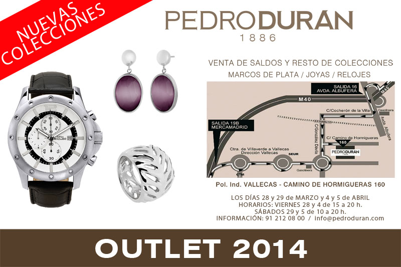 outlet2014PedroDuran