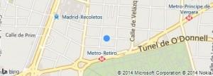 centro medico biomed mapa