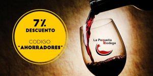 Descuentos en vinos